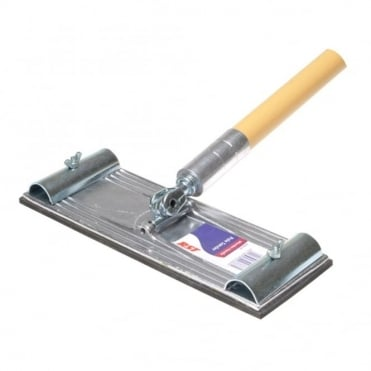 Soft Touch Pole Sander Wooden Handle