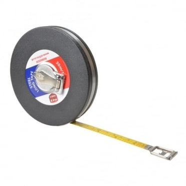 Steel Tape 30m / 100ft(13mm)