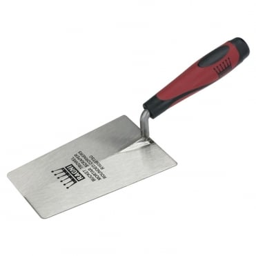 Bucket Trowel Soft Grip 6.1/2in