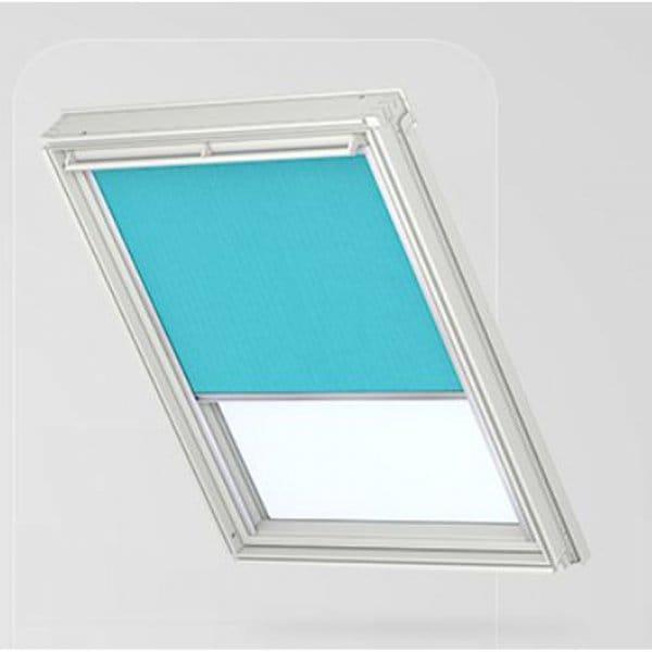 Rfl roller blind turquoise for Velux customer support