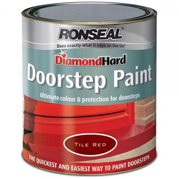 Ronseal Doorstep Paint Reviews