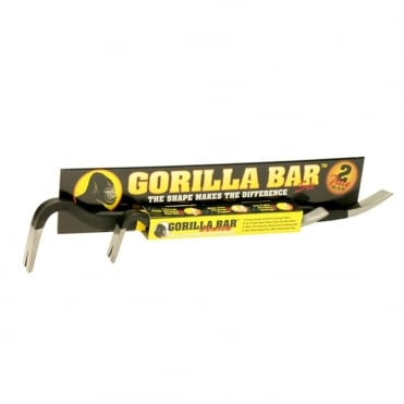Gorilla Bar Twin Pack 14in and 24in