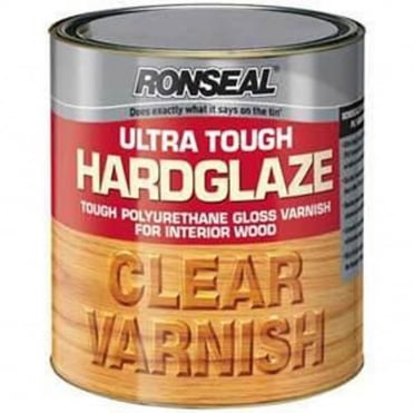 Ultra Tough Varnish Clear 750ml
