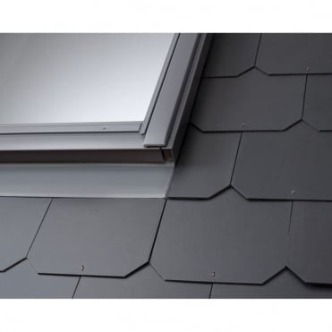 EDL 2000 Slate Flashing with BDX 2000 Insulation Collar