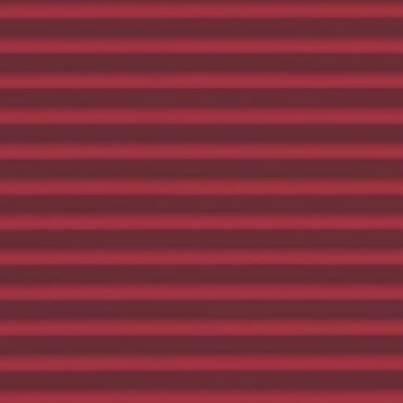FHL Pleated Blind Classic Red (1269)