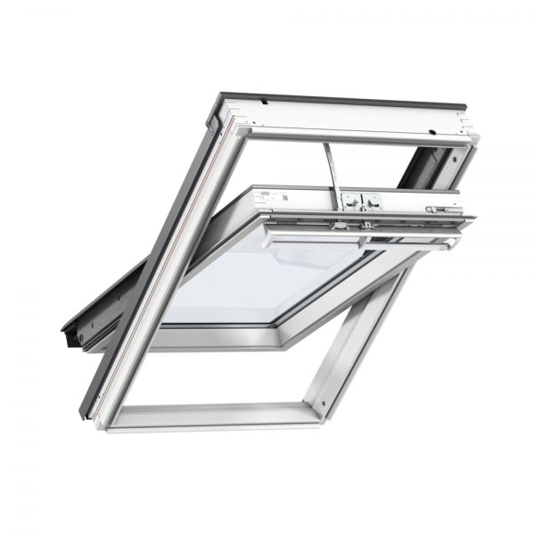 Ggl 306021u electric integra pine roof window for Window noise reduction
