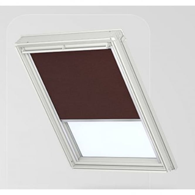 Rfl roller blind dark brown 4060 for Velux customer support