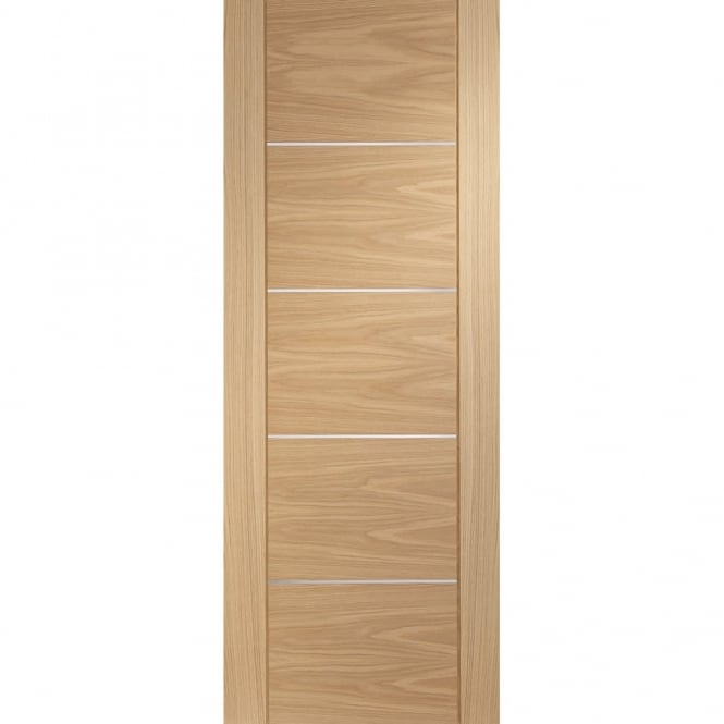 Internal Oak Pre Finished Portici Door